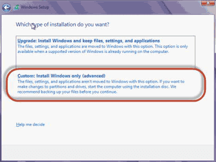 Cara Install Windows 8-6