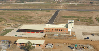 Sikhuphe International Airport Royal Terminal
