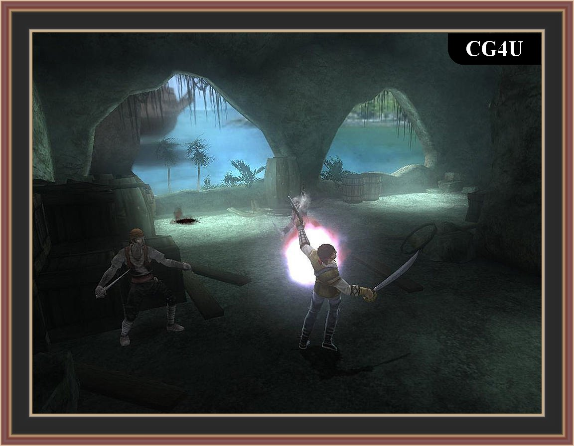 Pirates - Legend Of The Black Buccaneer Screenshot