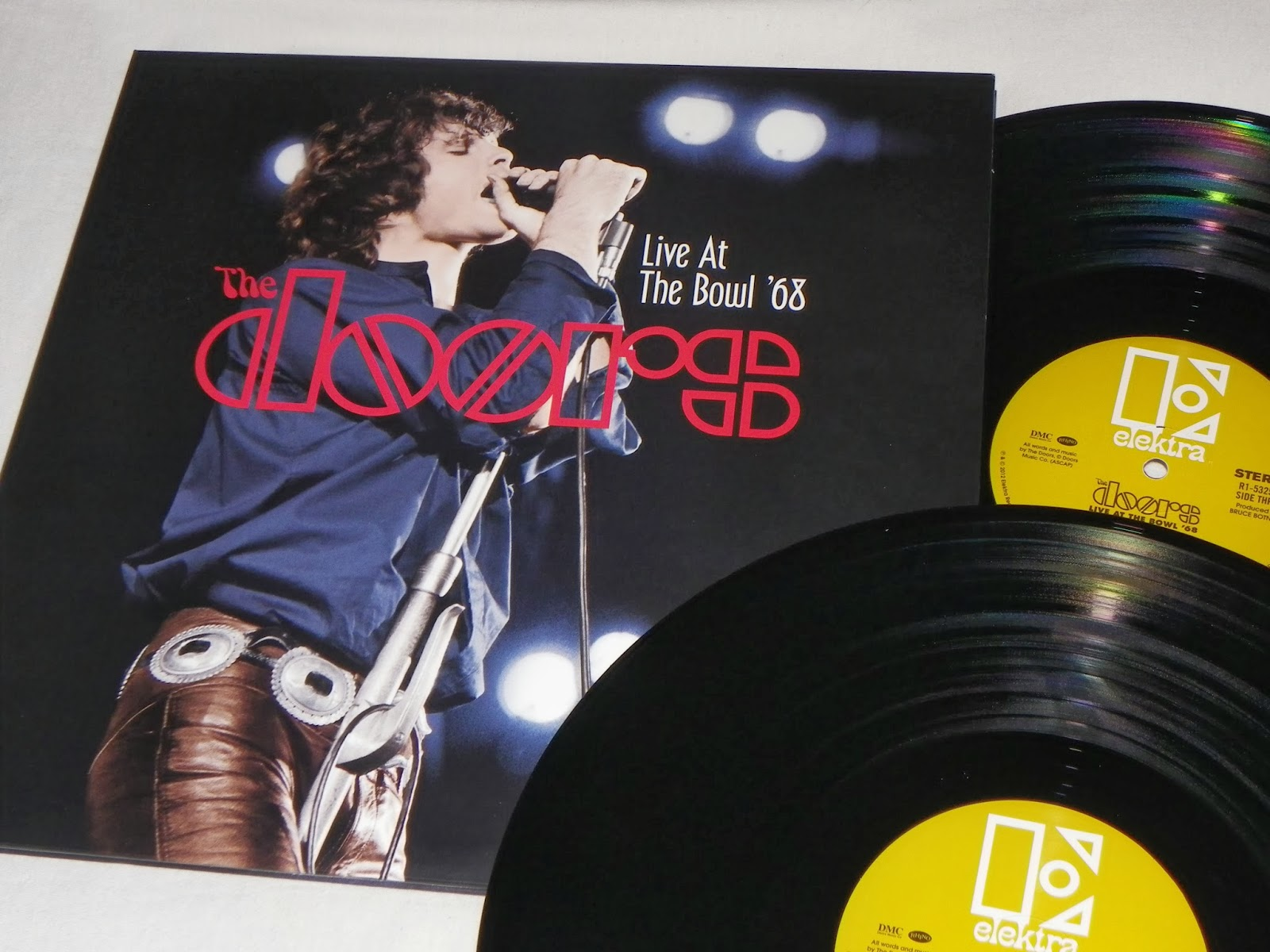 While on one of those Doors trips I discovered a couple live albums in the vinyl bin at my local record store. I knew that I was going to have to leave ... & The One Thing That Still Holds True: The Doors: Live At The Bowl \u002768 Pezcame.Com