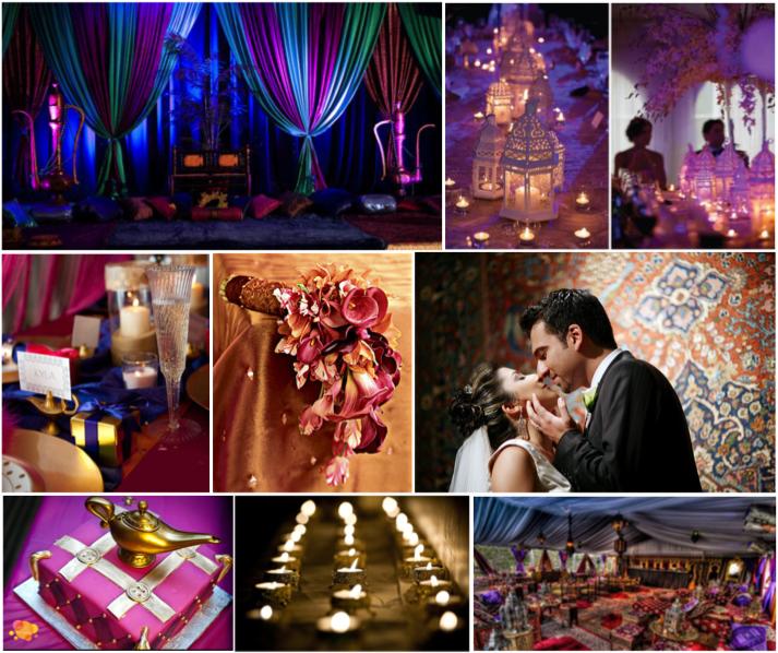 Aladdin and Jasmine's Arabian Night Wedding   Simply ...