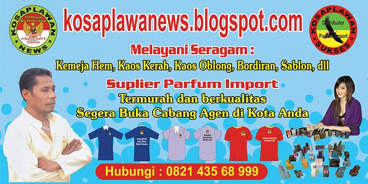 IKLAN KOSAPLAWAN NEWS