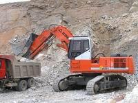 Excavator CE750-7 Face-shovel