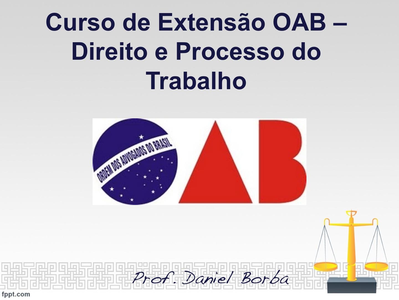 Curso para oab