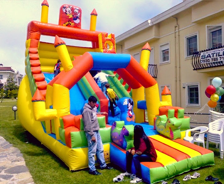 Şişme Oyun Parkı Konya