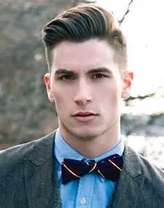 Model rambut pria wajah oval