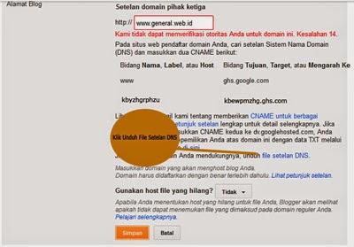 Cara membuat blog menjadi custom domain1