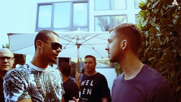 afrojack reflects on friendships with calvin harris steve
