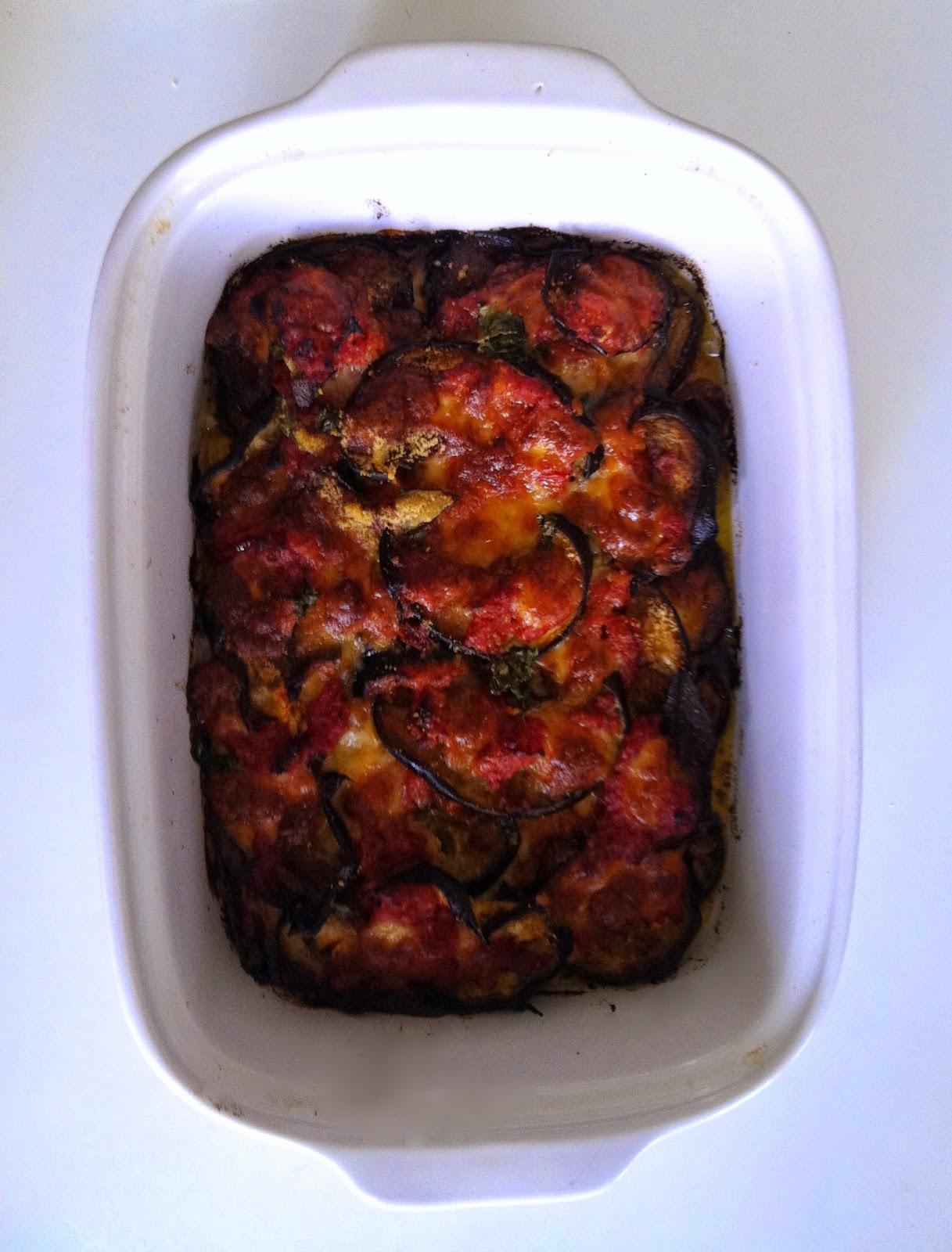 ... Peperoncino: Melanzane alla Parmigiana - Eggplant Parmesan recipe