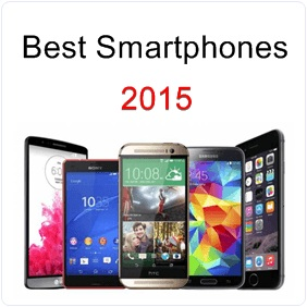 Best Smartphone 2015 you can buy anytime you want
