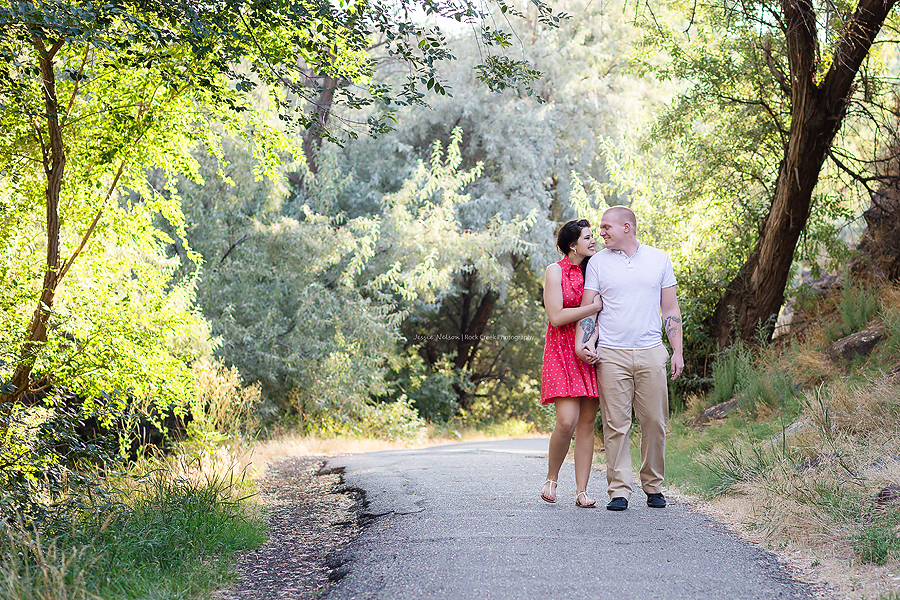 Southern Idaho, Twin Falls Engagement Photographer