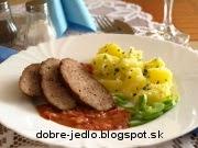 Koňakové mäso s vínovou omáčkou - recept