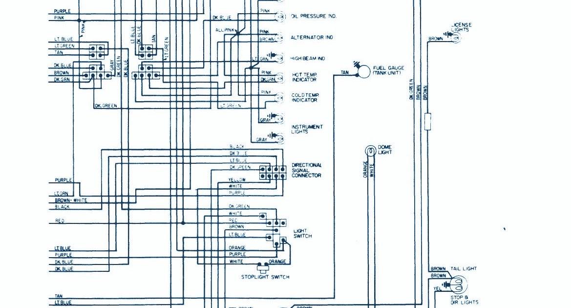 1965 Chevrolet Wiring Diagram