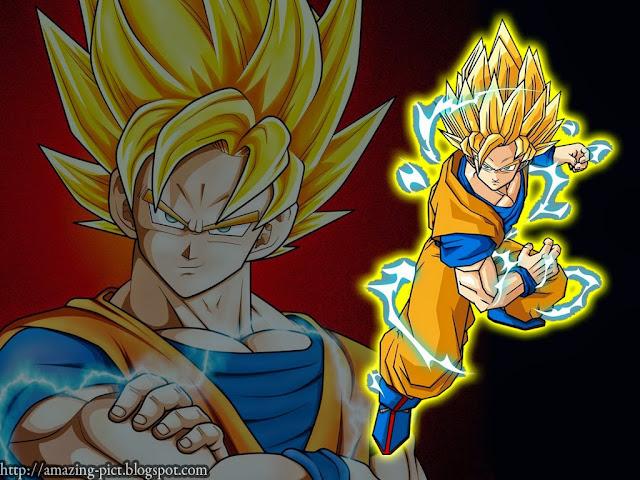 Son Goku Super Saiyan 2 Wallpaper