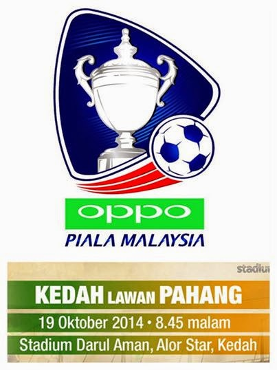 Kedah vs Pahang