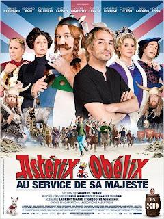 Ver online: Astérix y Obélix: Al servicio de su majestad (Astérix et Obélix: Au service de Sa Majesté) 2012