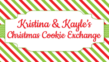 Chocolate Chip and Peanut Butter Truffle Swirled Cookies and KRISTINA ...