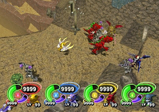 Download Digimon 4 Games PS2 For PC ISO Full Version Free