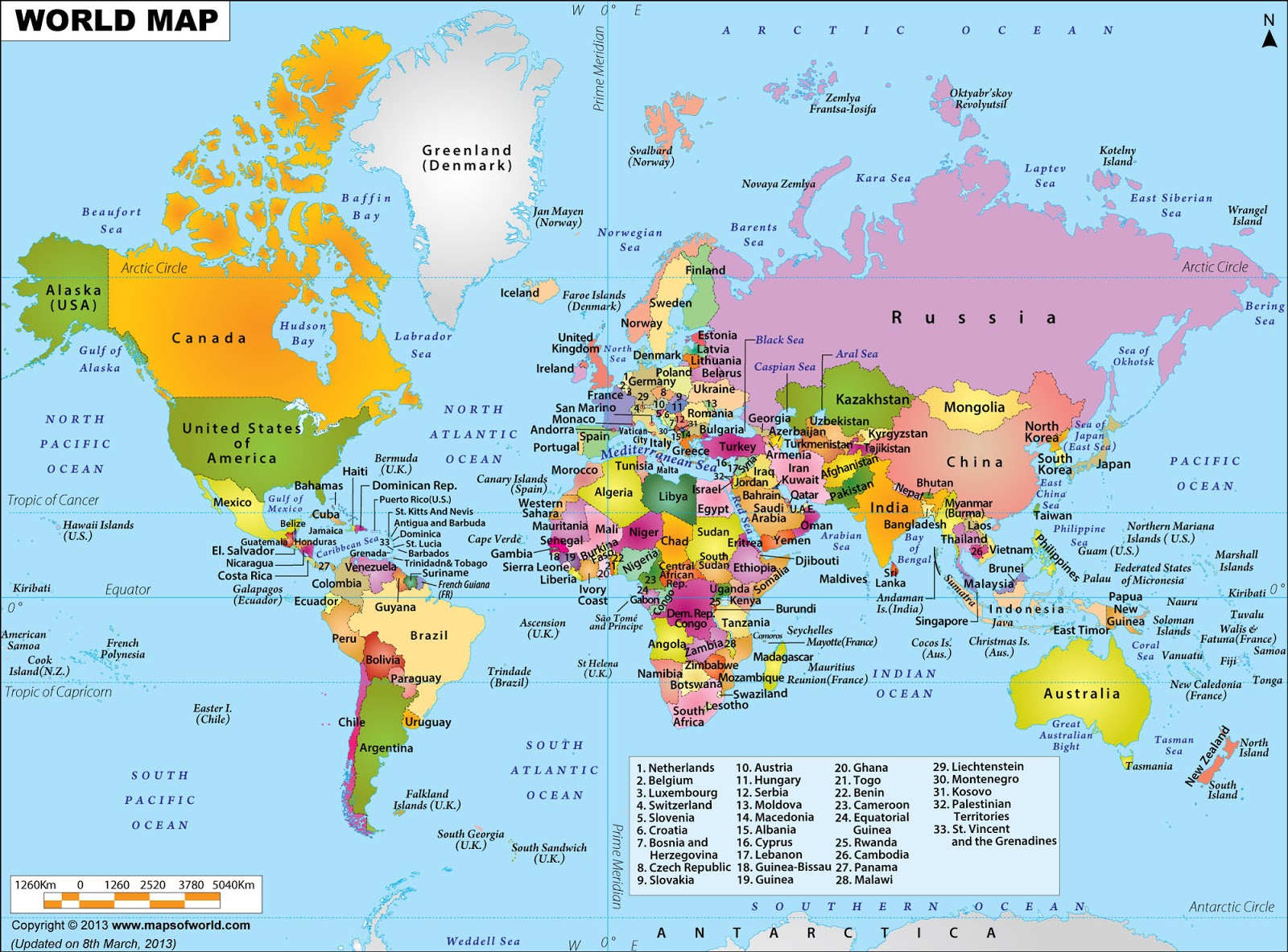 Picture Of Diagram World Map On Jamaica Millions Diagram And Map - World map with us