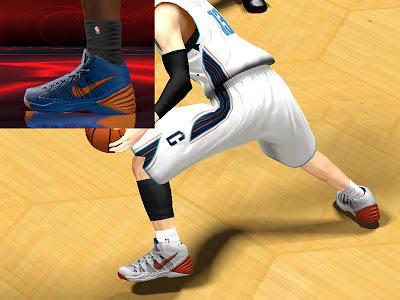 NBA 2K13 Nike Hyperdunk 2013 Mod