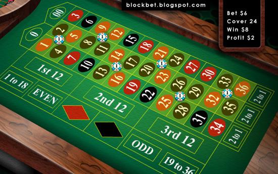 winning in roulette