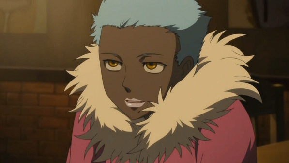scifisunday women of color in manga and anime
