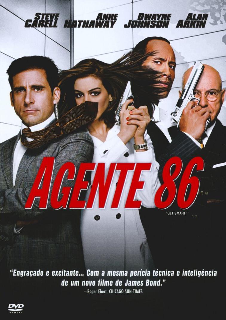 Agente 86 – Dublado