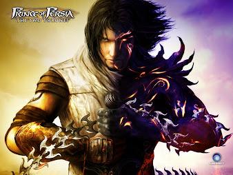 #15 Prince of Persia Wallpaper