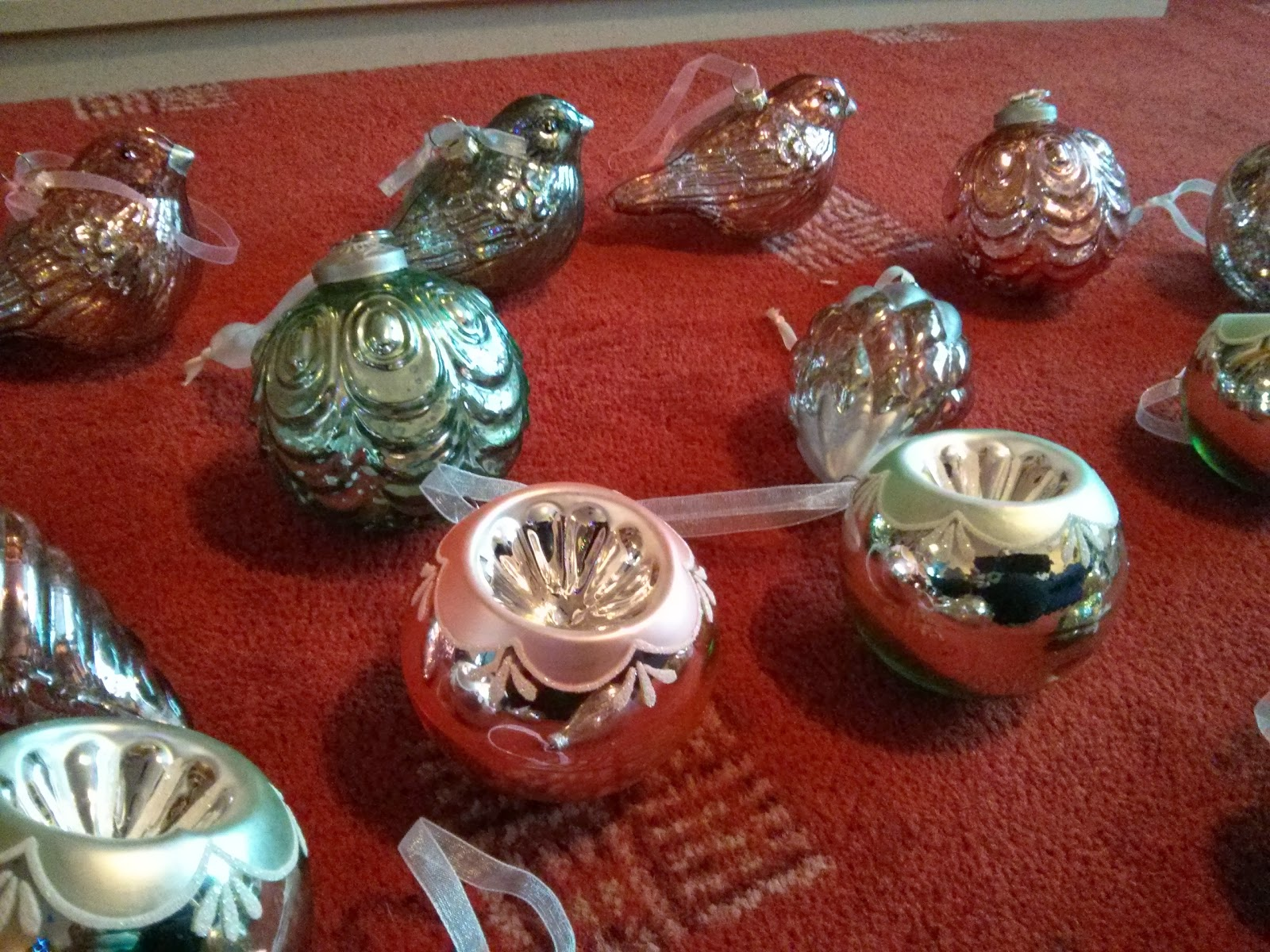 A Mothers Ramblings: John Lewis Christmas Decorations #Review