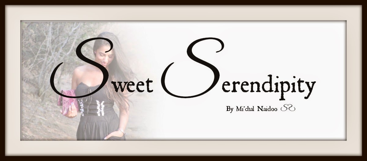 Sweet Serendipity By Mi'chal Naidoo