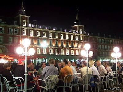 Vida nocturna Madrid - España
