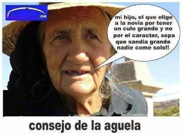 Consejo de abuela