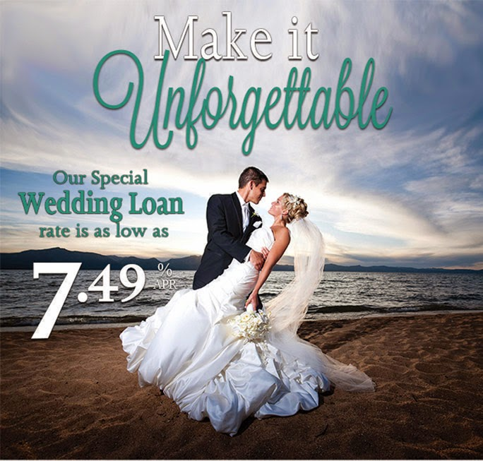 Say I Do To A Wedding Loan They Will Lend You 10 000 For 60 Months At Rate Of 7 49 Or Higher With Proof That Are Planning