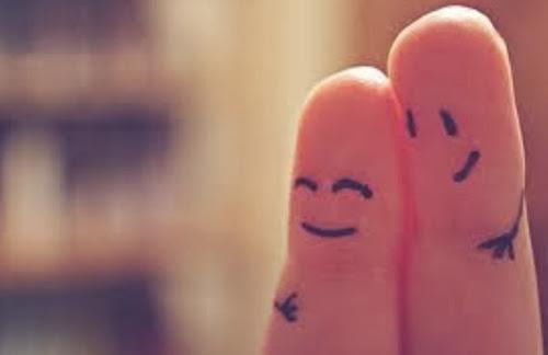 Album hình ảnh đẹp: Những hình vẽ lên ngón tay dễ thương đáng yêu
