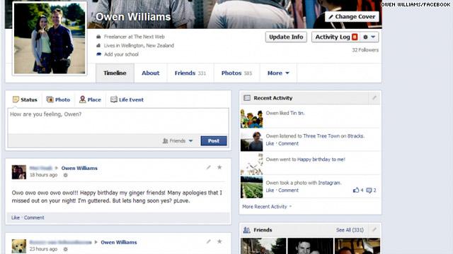 facebook-timeline-change, facebook-timeline-change-in-2013