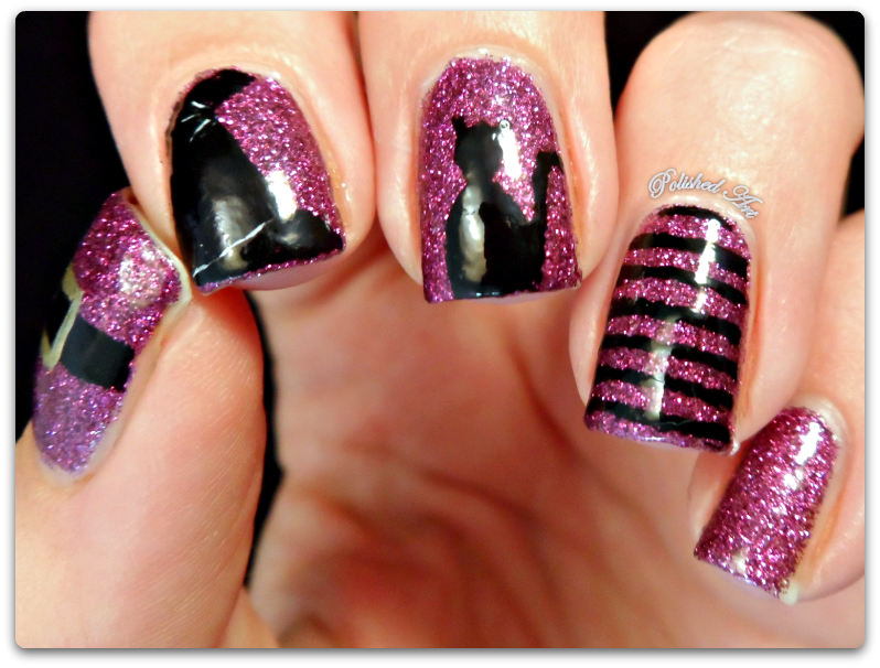 halloween-challenge-nail-art-witch-china-glaze-put-a-bow-on-it