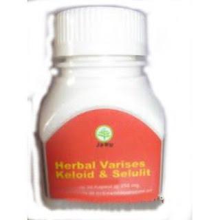 cara mengobati varises keloid dengan obat herbal