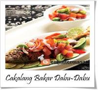 resep ikan bakar, cara memasak ikan, cakalang bakar