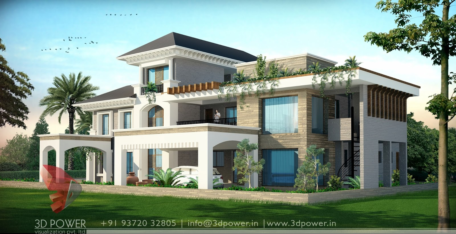 Ultra modern home designs home designs subtle is for Ultra modern bungalow designs
