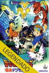 Digimon Tamers: Runaway Digimon Express – Legendado