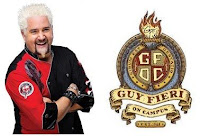Guy Fieri On Campus