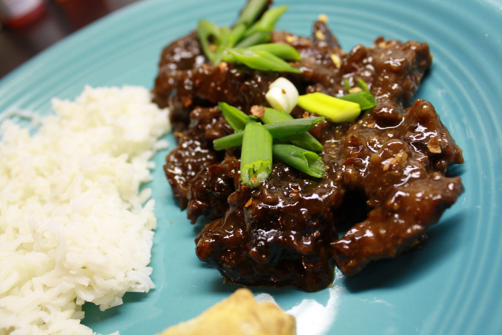 Notes from the HeartlandCrock Pot Mongolian Beef