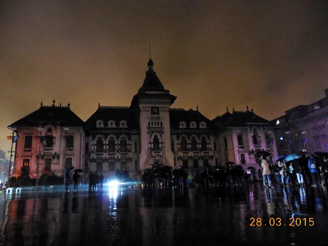 Ora Pamantului in Piata Mihai Viteazul