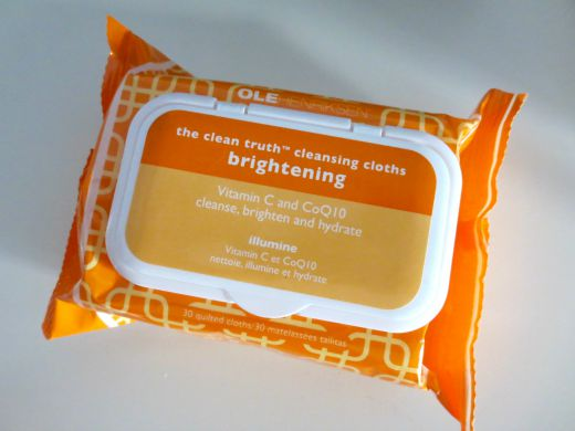 Ole Henriksen The Clean Truth Brightening Cleansing Cloths