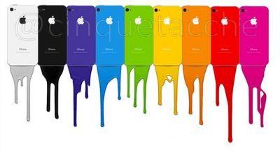 Svelati i colori della scocca in policarbonato dell'iPhone 5C