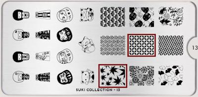 Moyou Suki Plate collection 13