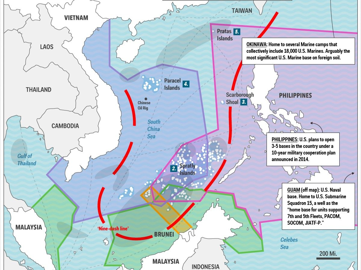 War news updates this is why the south china sea dispute is important this is why the south china sea dispute is important publicscrutiny Images