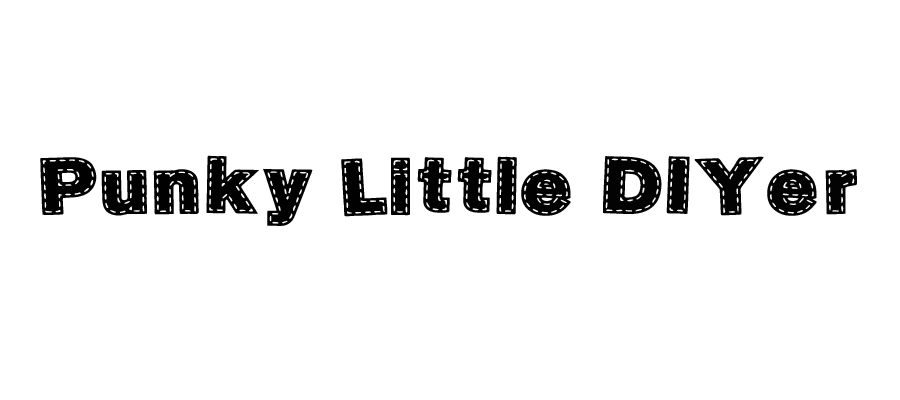 Punky Little DIYer