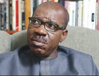 Edo State governor, Godwin Obaseki orders the arrest of two BUA cement staff