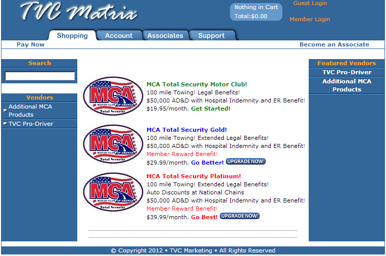 a mlm skeptic update on motor club of america mca and